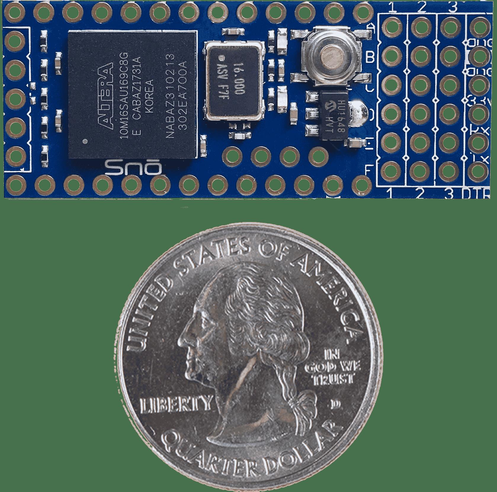 Snō | Arduino Compatible FPGA Module | Alorium Technology