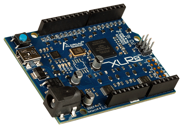 XLR8 FPGA Development Board | Alorium Technology